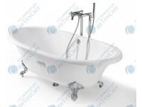 Чугунная ванна ROCA NEWCAST 170*85 (233650007)