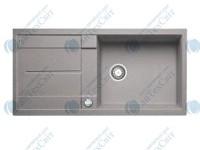 Гранитная мойка BLANCO Metra XL 6S-F алюметаллик 519151