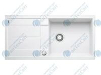 Гранитная мойка BLANCO Metra XL 6S-F белый 516522