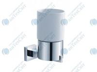 Стакан для зубных щеток KRAUS Aura KEA-14404CH
