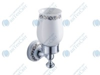 Стакан для зубных щеток KRAUS Apollo KEA-16504CH