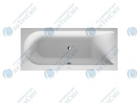 Акриловая ванна DURAVIT 160x70 Darling New (700239000000000)