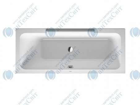 Акриловая ванна DURAVIT 160x70 DuraStyle (700292000000000)