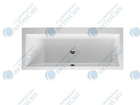 Акриловая ванна DURAVIT 170x75 Vero (700133000000000)