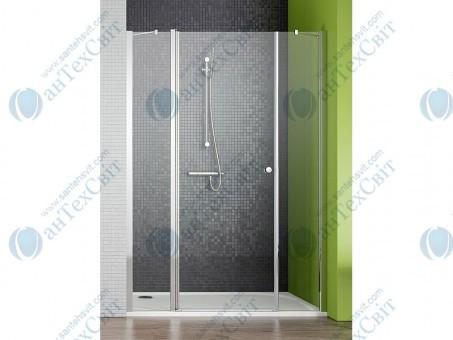 Душевая дверь RADAWAY Eos II DWS 130 (3799455-01L)