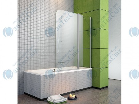 Шторка для ванной RADAWAY Eos II PND 110 (206211-01R)