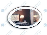 Зеркало LIBERTA Lacio 70x70