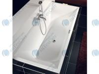 Квариловая ванна VILLEROY&BOCH 180x80 La Belle (UBQ180LAB2V-01)