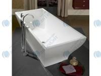Квариловая ванна VILLEROY&BOCH 180x80 La Belle (UBQ180LAB2PDV-01)