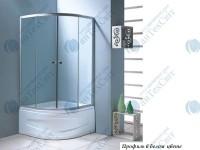 Душевая кабина KERAMAC 100*100 (8140 white)