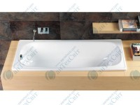 Стальная ванна BLB Europa 120*70
