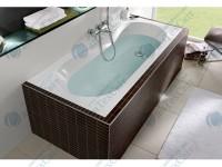 Квариловая ванна VILLEROY&BOCH 180*80 Oberon (UBQ180OBE2V-01)