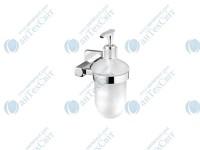 Дозатор для жидкого мыла BISK Ice (04849)