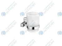 Стакан для зубных щеток BISK Ice (04850)