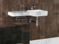 Полка для полотенец для раковины SIMAS Flow (FL 35)