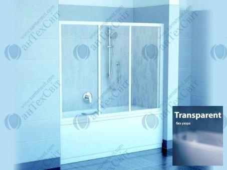 Шторка для ванной RAVAK AVDP3 160 40VS0102Z1