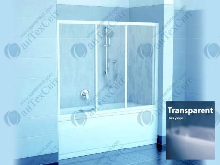Шторка для ванной RAVAK AVDP3 170 40VV0102Z1