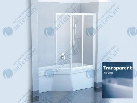 Шторка для ванной RAVAK VS3 100 795P0U00Z1