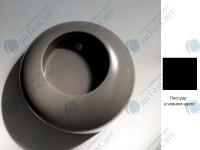 Писсуар CIELO Urinals Mini Ball ORBLMN черный