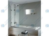 Шторка для ванной RIHO Scandic S109-90 X (GSM97900)