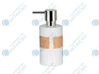 Дозатор для жидкого мыла  SPIRELLA Tube Nature (10.18226)