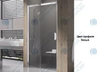 Душевая дверь RAVAK Matrix MSD2 110 L (0WLD0100Z1)