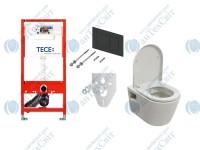 Инсталляция TECE Bace с унитазом Newarc Modern (9400001+9200010+9240403+3825)