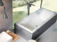 Акриловая ванна RAVAK Formy 02 180 (C891000000)
