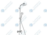 Душевая система HANSGROHE Crometta Showerpipe 27266400