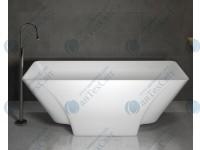 Мраморная ванна MARMORIN 162,7*63 Loren (720 163 020 xx x)
