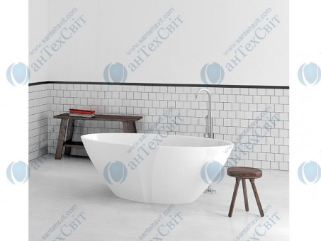 Мраморная ванна MARMORIN 156*84 Selia (719 156 020 xx x)