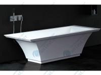 Мраморная ванна MARMORIN 180*75 Teodor (722 180 020 xx x)