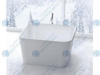Мраморная ванна MARMORIN 121,5*121,5 Balia (590 120 020 xx x)