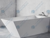 Мраморная ванна MARMORIN 180,5*73,2 Tebe II (P 531 180 020 010)
