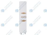 Пенал SANWERK Liga R с корзиной (MV0000389) белый/мессина