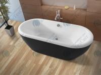Акриловая ванна RIHO Dua 180 (BD0166500000000)