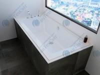 Акриловая ванна RIHO Lugo 190 (BT0500500000000)