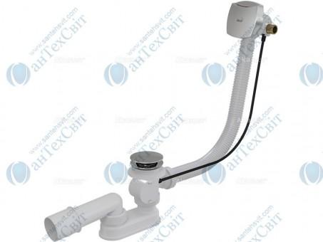 Сифон AlcaPLAST A564CRM1 для ванны