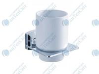 Стакан для зубных щеток KRAUS Fortis KEA-13304CH