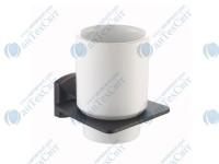 Стакан для зубных щеток KRAUS Fortis KEA-13304ORB