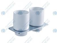 Стакан для зубных щеток KRAUS Fortis KEA-13316CH
