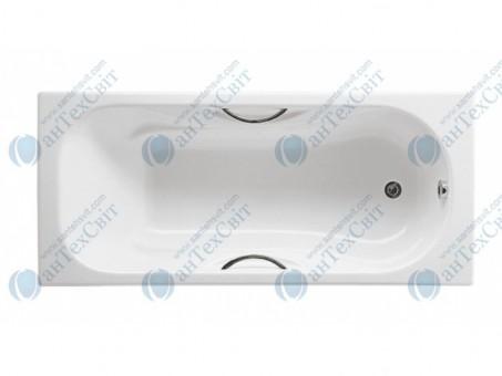Чугунная ванна ROCA MALIBU 150*75 (23157000R)