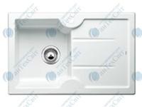 Керамическая мойка BLANCO Idessa 45S L матовый белый 514487