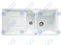Керамическая мойка BLANCO Idessa 6S матовый белый 516001