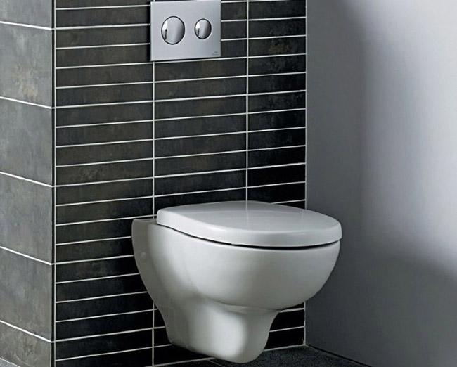 интерьер для маленькой ванной комнаты